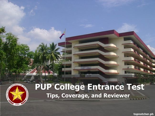 PUPCET Tips Coverage And Reviewer TOPNOTCHER PH