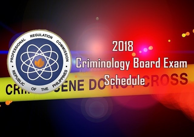 criminology board exam