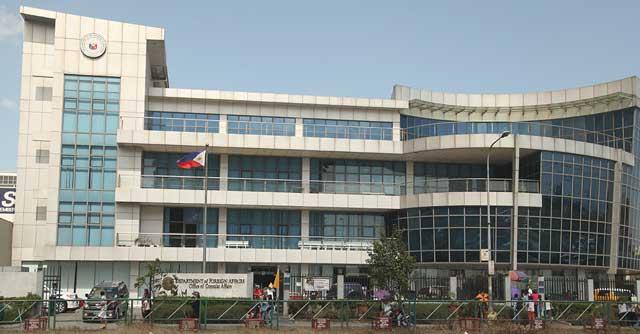 The DFA Aseana Office