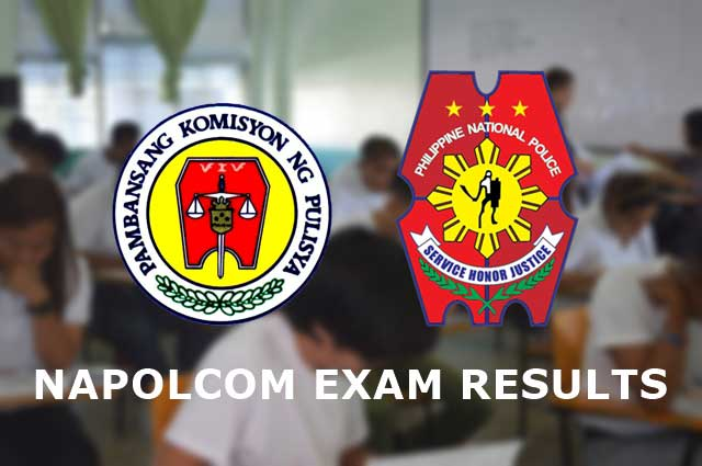 NAPOLCOM EXAM Results: List of Passers