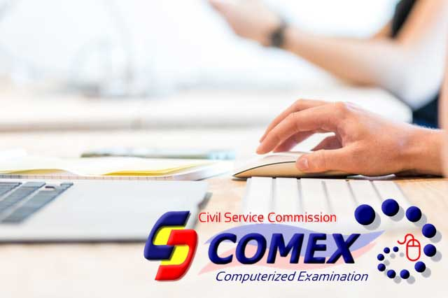 CSC COMEX Application Guide And Schedule 2019