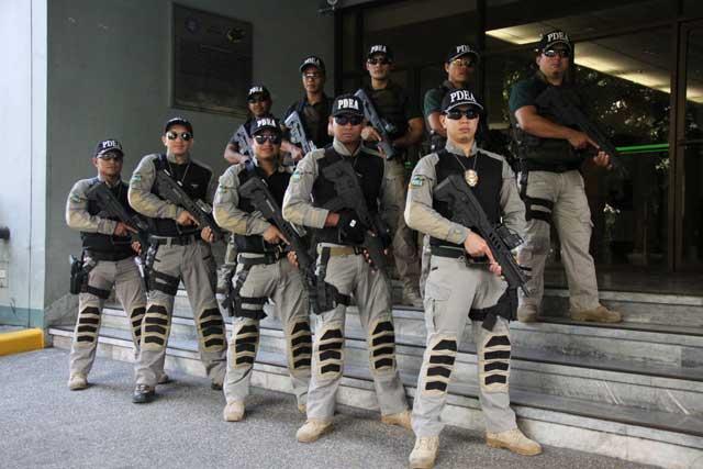 battle-ready pdea agents