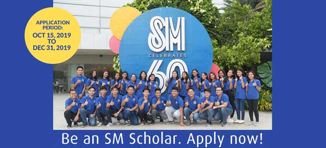 Top Foundations 2020.How To Apply For Sm Scholarship Ay 2020 2021