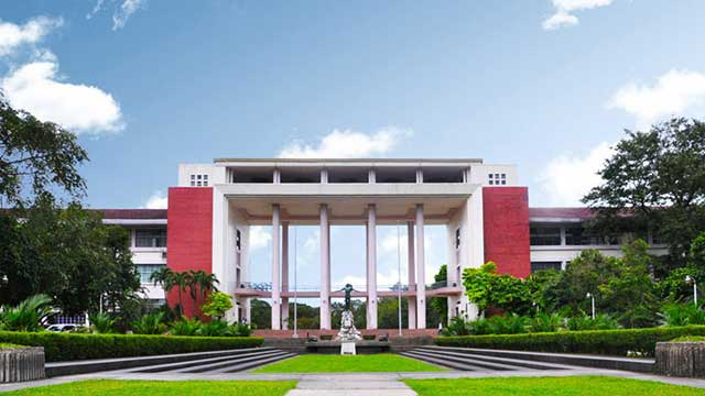 The Oblation in the University of the Philippines