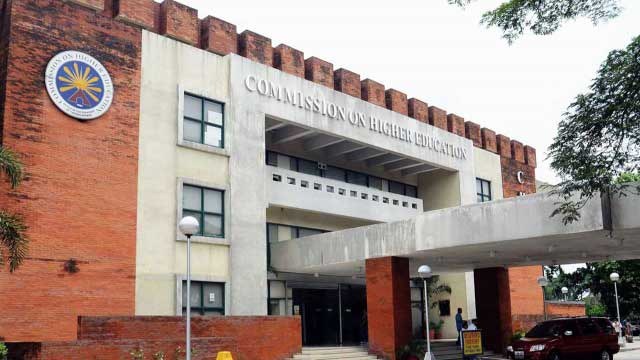 CHED Regional Office
