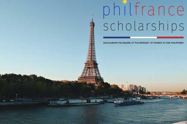 PhilFrance Scholarship grant