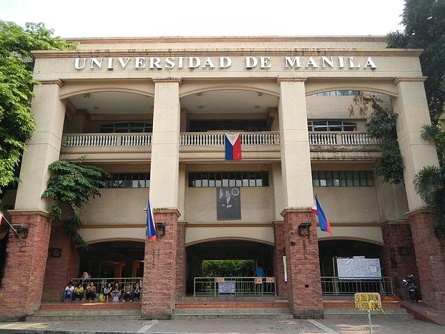 Universidad de Manila campus