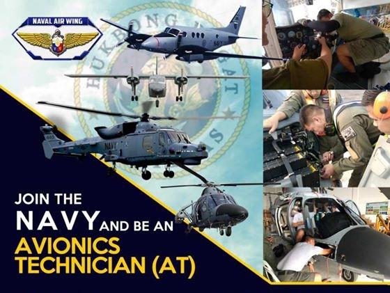 naval air wing hiring
