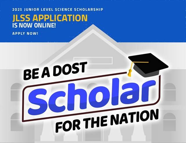 Be a jlss scholar